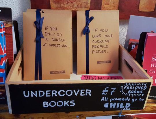 Jan Lewis Creative, Romford, UnderCover Books