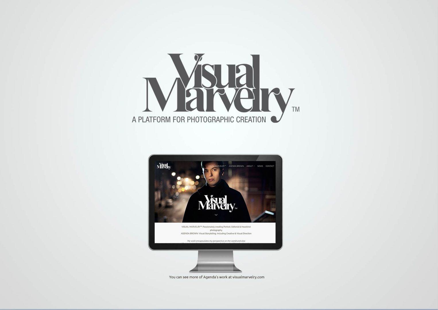 Visual Marvelry, Logo design, Graphic Designer, Photoshop, Branding, Romford, Essex, Jan Lewis Creative